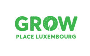 GROW place LUXEMBOURG logo
